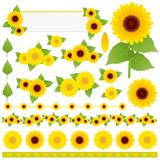 sunflower Material   Set