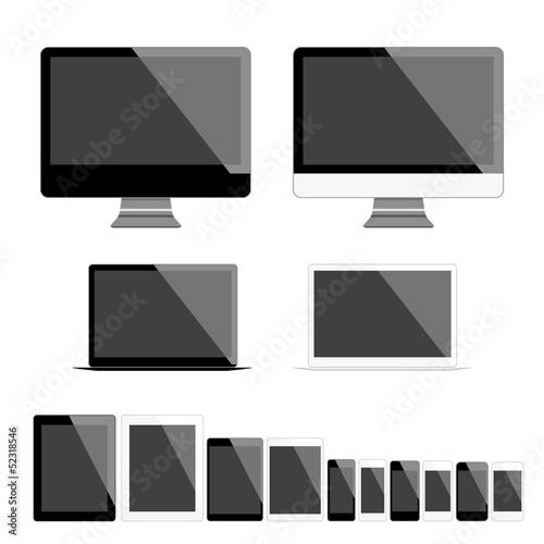 Stampe  Dispositivos móviles y pantallas