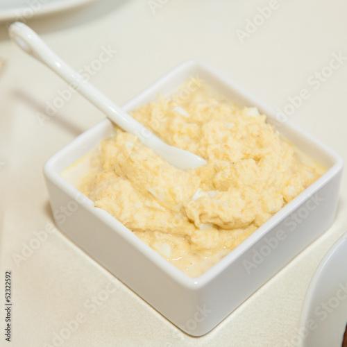 Fotografie, Obraz  Creamy horseradish