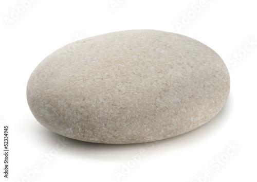 Obraz Single grey pebble - fototapety do salonu