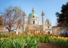 Vienna (Austria) | St. Charles...