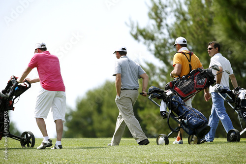Photo sur Toile Golf Golf