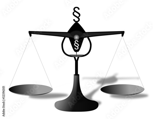 Die Waage Der Justitia Buy This Stock Illustration And Explore