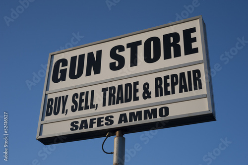 Gun Store Sign Buy This Stock Photo And Explore Similar Images At