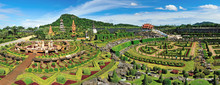 Panoramic View Of Nong Nooch G...