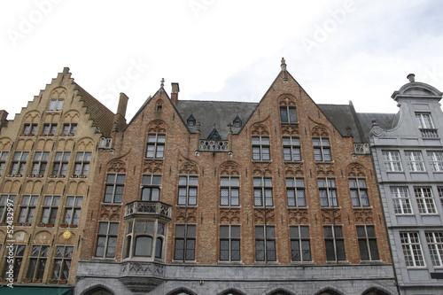 Poster Brugge Belgium - Bruges