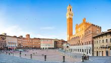 Panoramic View Of Piazza Del C...