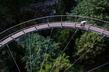 Capilano Bridge - Person Watch...