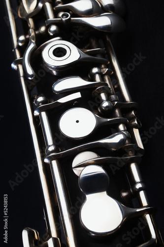 Foto auf Leinwand Musik Oboe - musical instruments