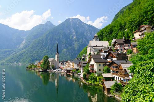 Foto  Hallstatt, Austria