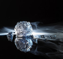 Ice Crystal Piece