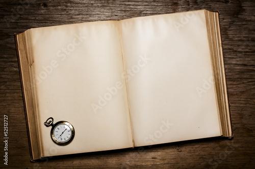 Obraz Stara książka - fototapety do salonu