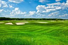 Golf Club Landscape