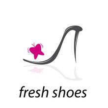Vector Logo Fresh Shoes