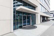 Office Building- Door