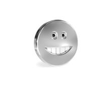 Silver Smiley