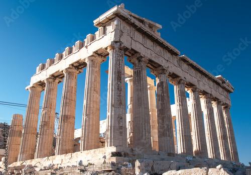 Canvas Prints Athens Parthenon in Acropolis