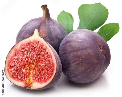 Stampa su Tela Fruits figs