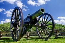 Civil War Era Cannon Overlooks...