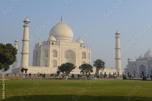 Poster Monument Taj Mahal