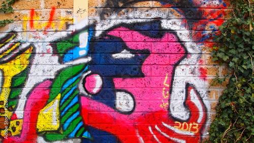 Graffiti, arte urbana