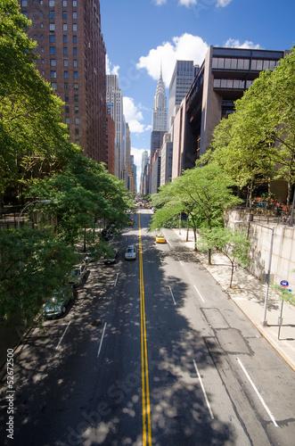 Fototapeta premium 42nd Street, Nowy Jork