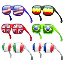 Flags Fashion Sunglasses-Occhi...