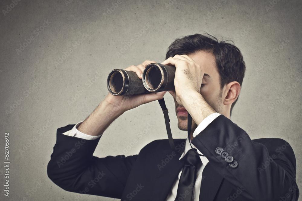 Fototapeta spy