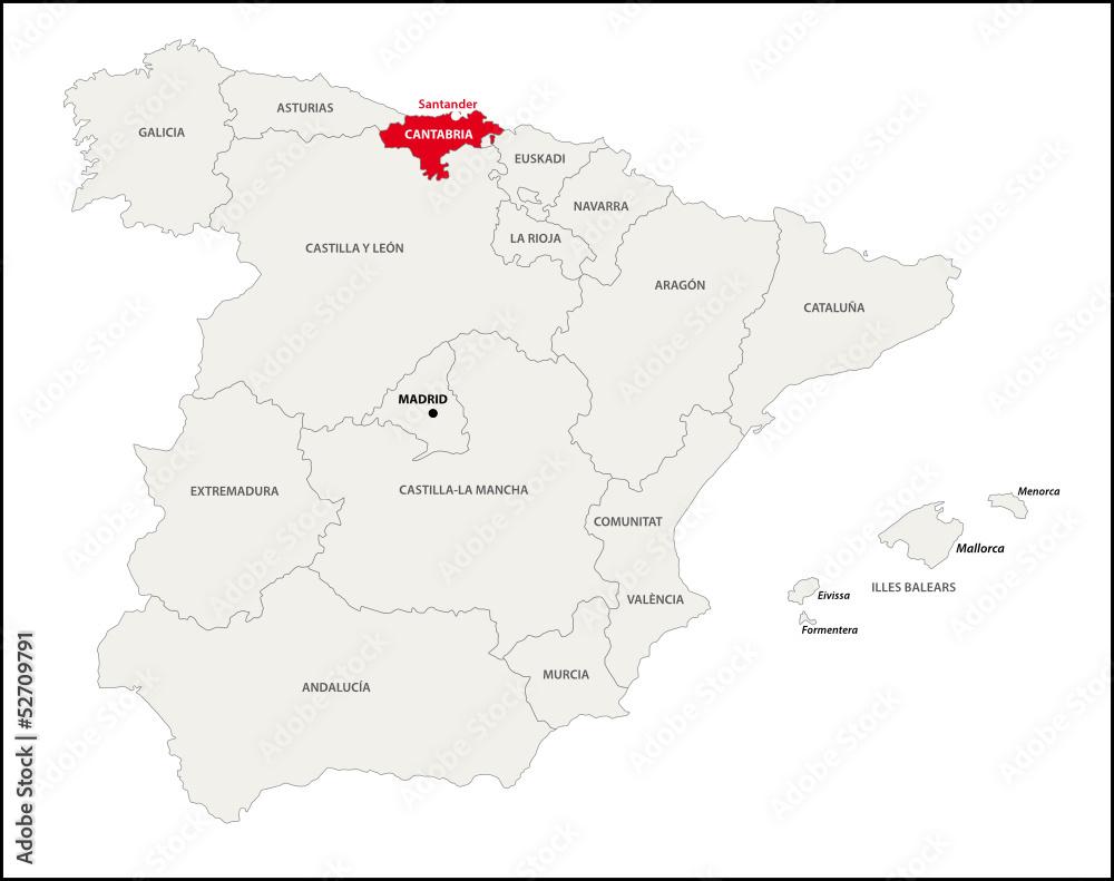 autonome regionen spanien