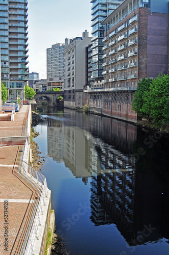 Manchester - UK - Reflections