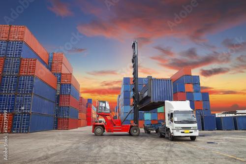 Fotografia  Containers