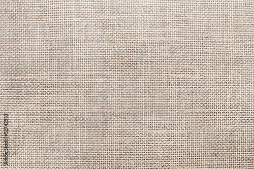 Fotobehang Stof Canvas fabric texture