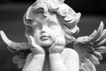 Lovely Angelic Figure