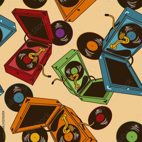 wzor-gramofonow-seamleesa