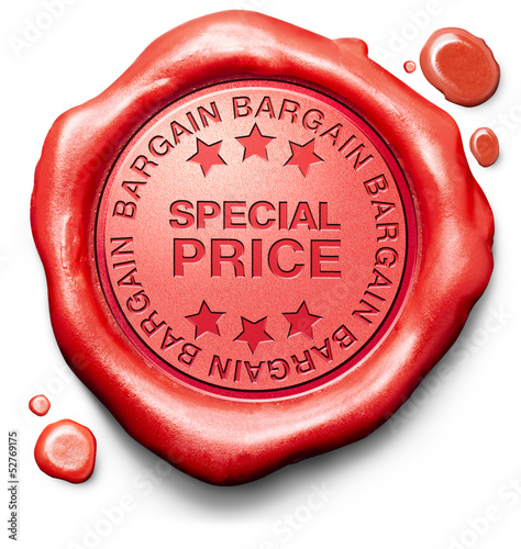 special price bargain Canvas Print