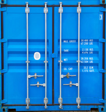 Doors Of Container