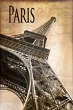 Tour Eiffel Paris, rocznik wina - 52790190