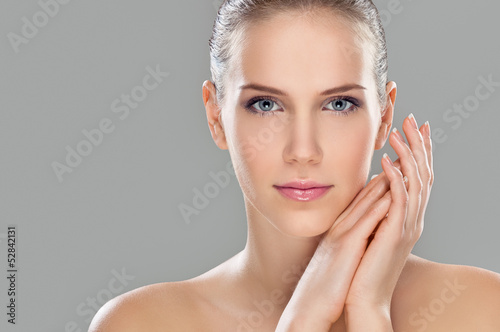 Make Up Stoel : Beauty with make up studio shot u kaufen sie dieses foto und