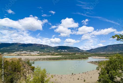 Pantano de Yesa. Navarra.