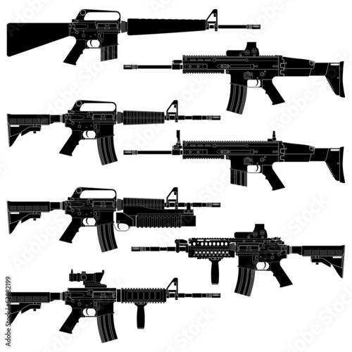 Fotografía  Carbines
