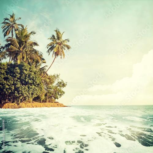 Obraz w ramie beach-41