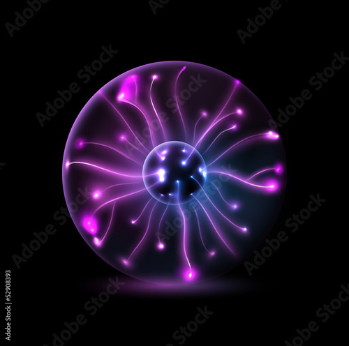 Fotografía  Plasma sphere