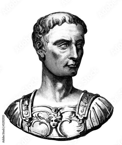 Fotografía  Julius Caesar - Ancient Rome