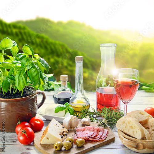 Fotografie, Obraz  Cucina Italiana