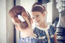 Portrait Of A Little Fashion K...