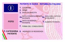 Patente Di Guida Europea - Pat...