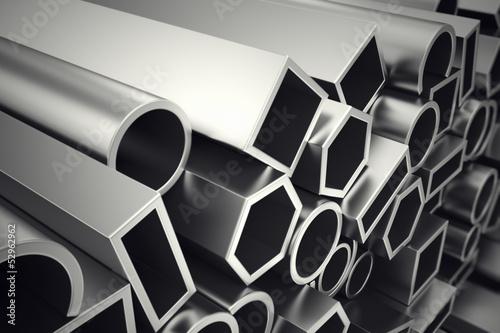 Fotografia Profile aluminiowe.