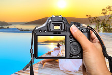 Vacations In Greece With The Camera