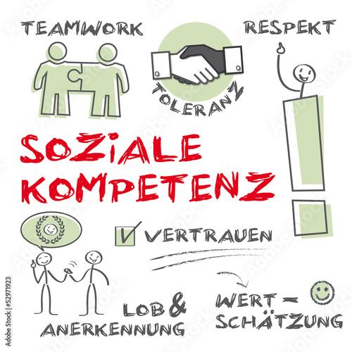 Soziale Kompetenz, Soft Skills, Teamwork – kaufen Sie ...