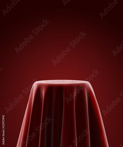 Fotografie, Obraz  presentation pedestal